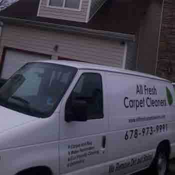 ALL FRESH CARPET CLEANERS